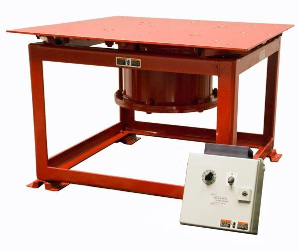 Global Vibrating Table Market Size, Share and Manufacture