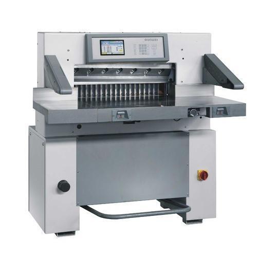 Global Paper Cutting Machine Market Data Statistics Analysis