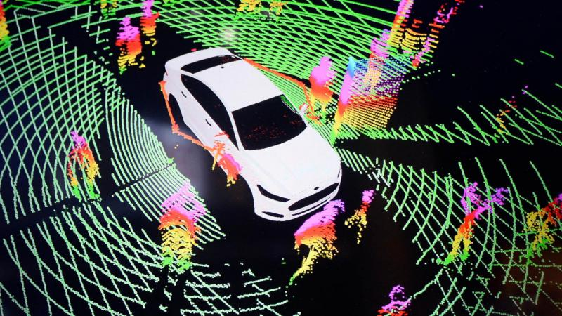 Automotive Digital Mapping