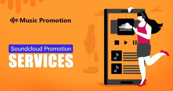 Soundcloud promotion services