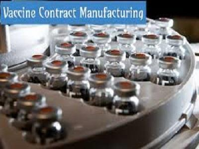 Vaccine Contract Manufacturing Market
