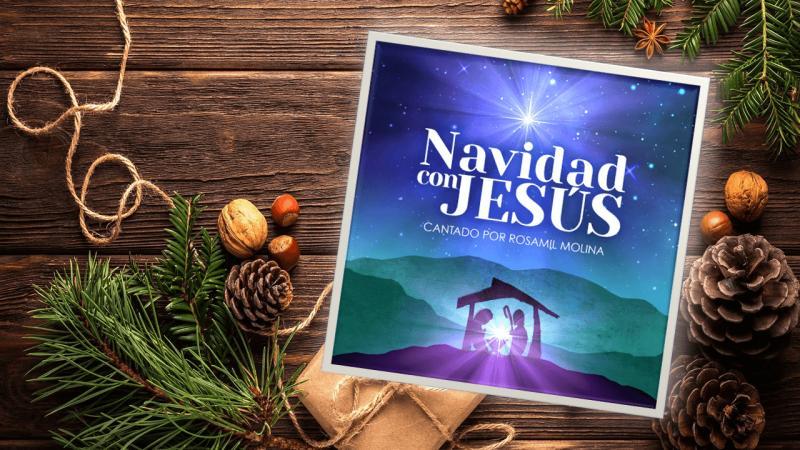 Album Navidad Con Jesus
