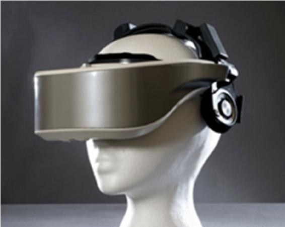 Competitors Analysis of Head-Mounted Display Market from 2020