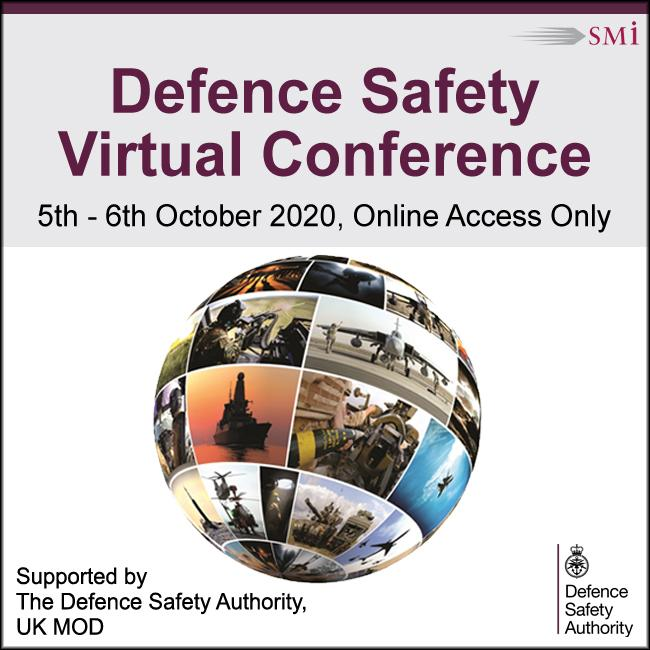 Defence Safety 2020 Virtual Conference