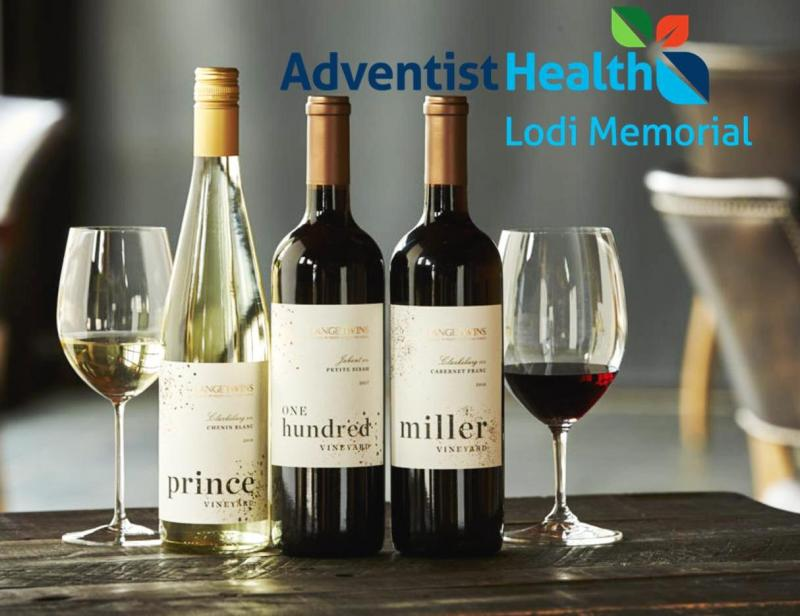 Adventist Health has Partnered with a Winery to Distribute 800