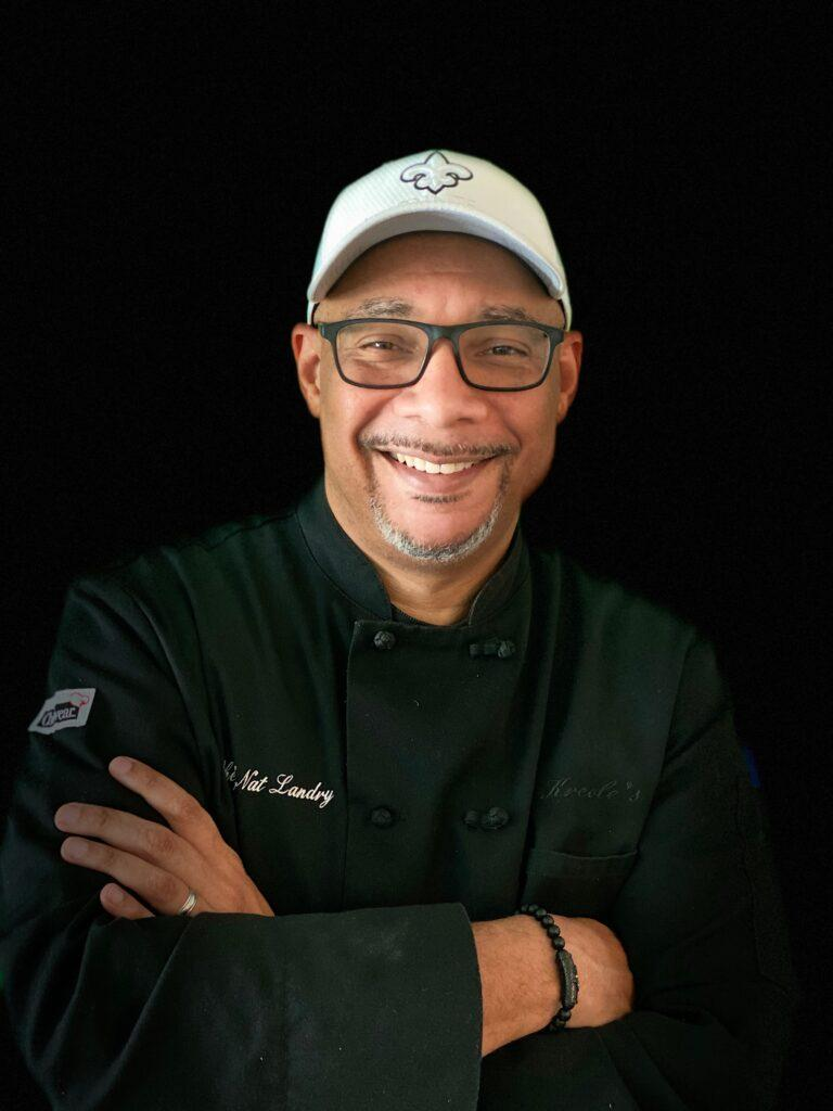 Chef Nathaniel of BayouNOLA