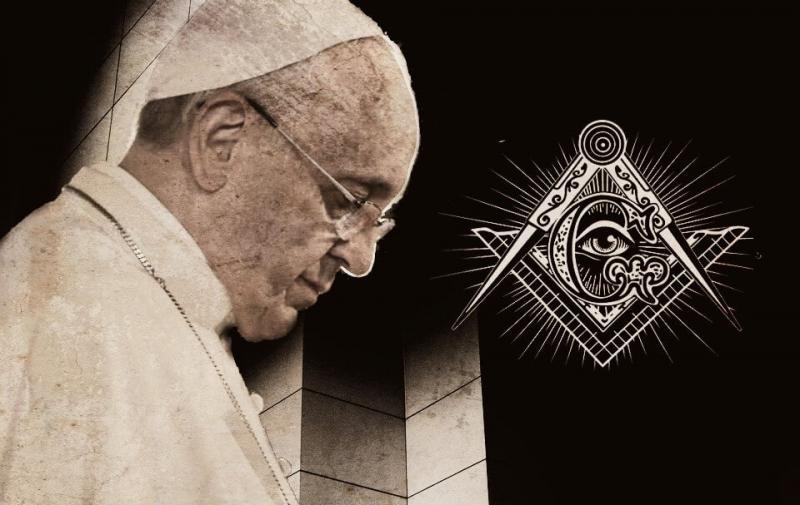 The Masonic Order Praises Pope Francis' Encyclical