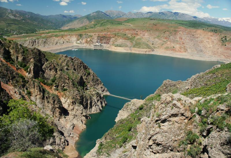 Tractebel: Hydropower is expected to have a major role to play in Uzbekistan's future energy mix.