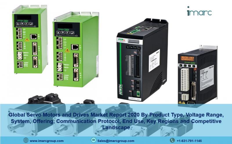 Servo Motors and Drives Market by System, Voltage Range