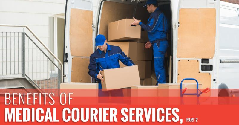 Medical Courier Market - Premium Market Insights