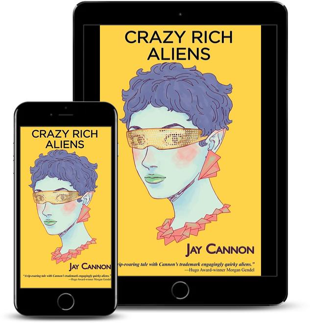 Crazy Rich Aliens