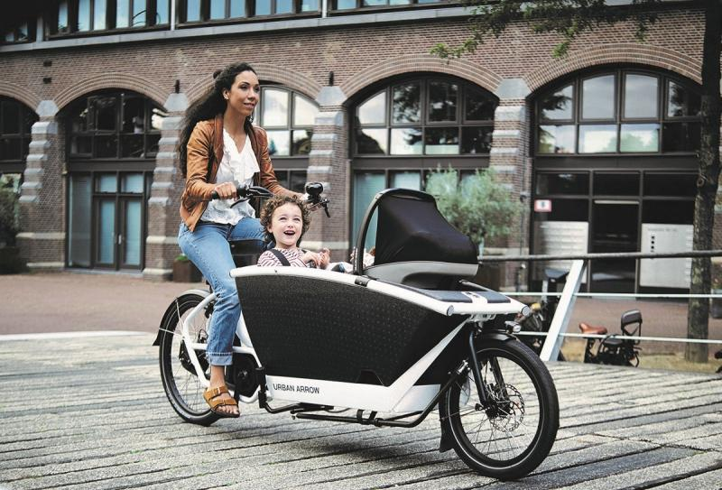 Electric Cargo Bikes Market