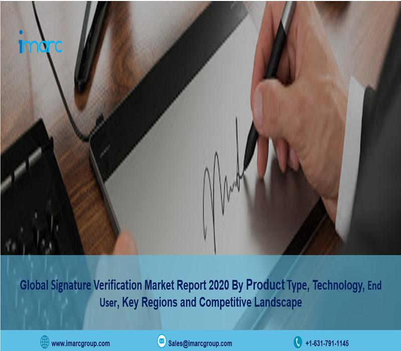 Signature Verification Market by Product Type, Technology