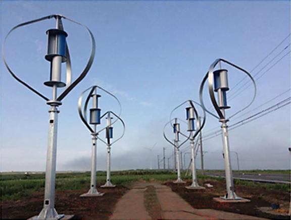 Global Small Vertical Axis Wind Turbine Market 2020 Business
