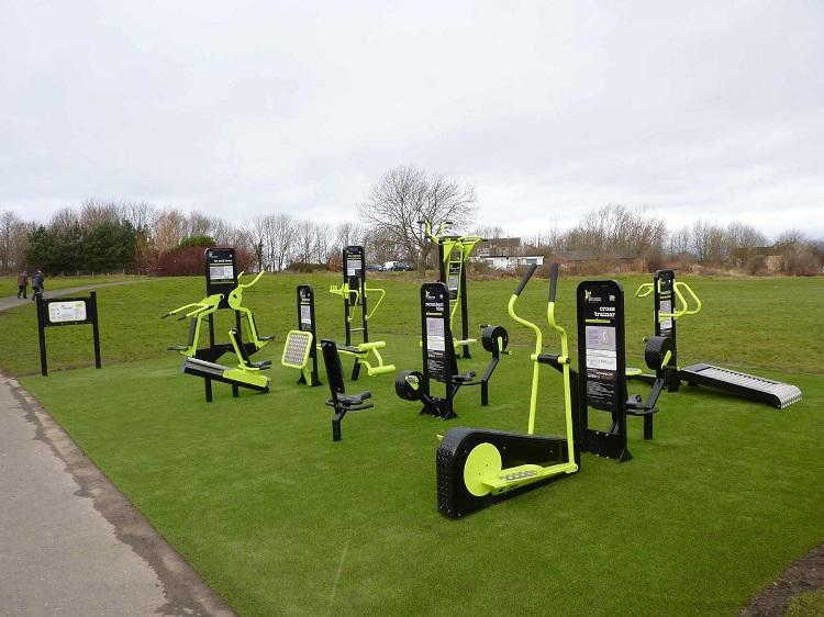 Global Outdoor Fitness Equipment Market (Covid-19) Impact 2020