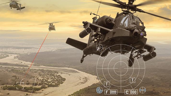 Military Sensors Market by Platform, Component, Application