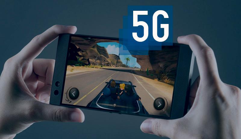 5G in Gaming