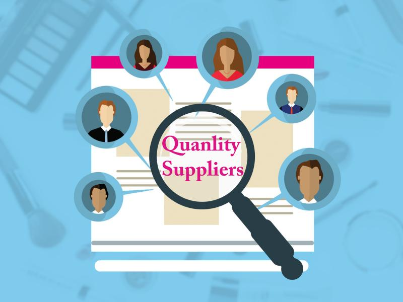Items to Notice in The Process of Finding Cosmetics Suppliers