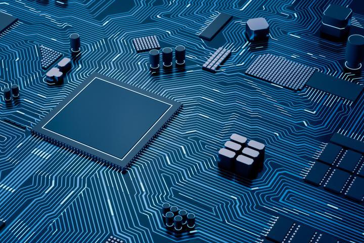 Industrial Internet Chip Market by Hardware (Processor,