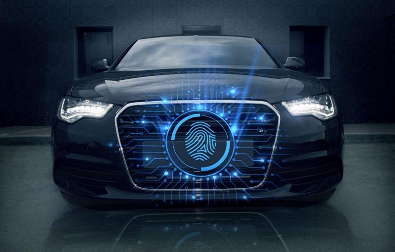 Securiport's novel patent-pending in-vehicle biometric collection and verification solution
