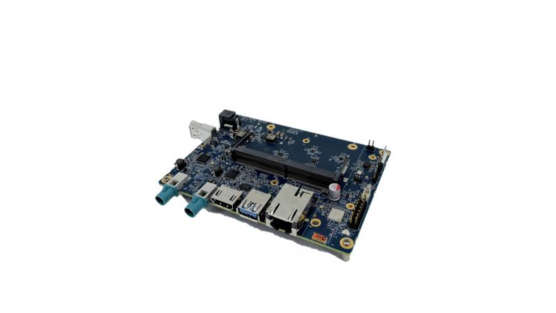 Mistral Launches Neuron Base Card for NVIDIA Jetson SoMs