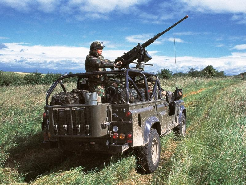 Weapon Mounts Market by Mount Type, Platform, Mode of Operation,
