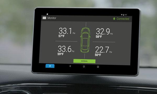 Tire Pressure Monitoring System Market by Type, Technology,
