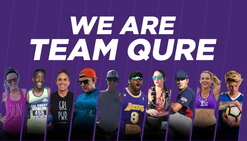 QURE® Water unveils #TeamQURE ambassadors to mark 10th