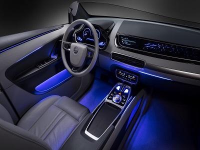Automotive Interior Lighting Market