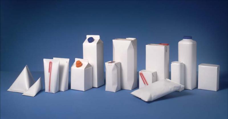 Paper-Plastic Liquid Packaging Carton