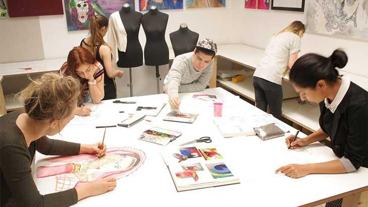 Fashion Education Market