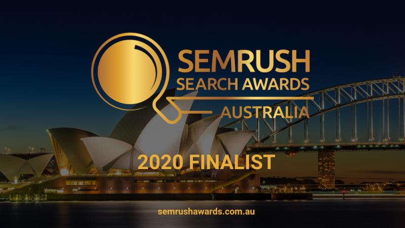 Red Search Announced as x3 Finalists in SEMrush AU Search Awards