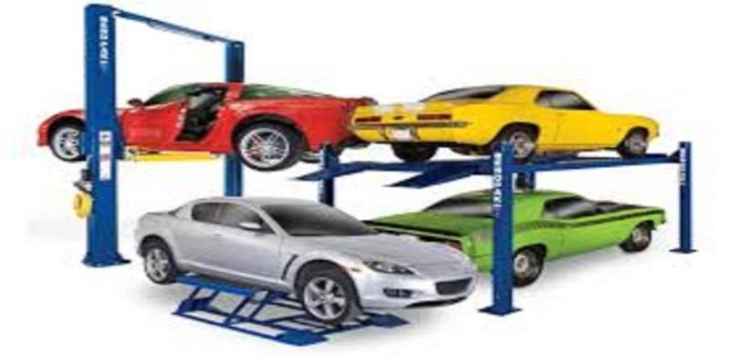 Automotive Lifts Market