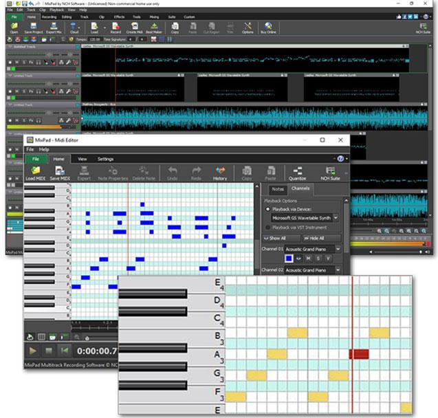 MIDI Software Market May See a Big Move | NCH Software, Microsoft,