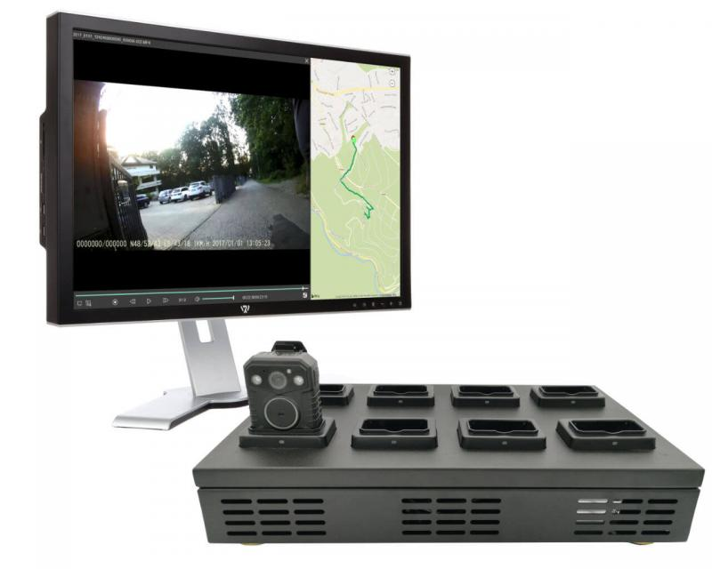 WEROCK presents management software for Bodycams and Multi