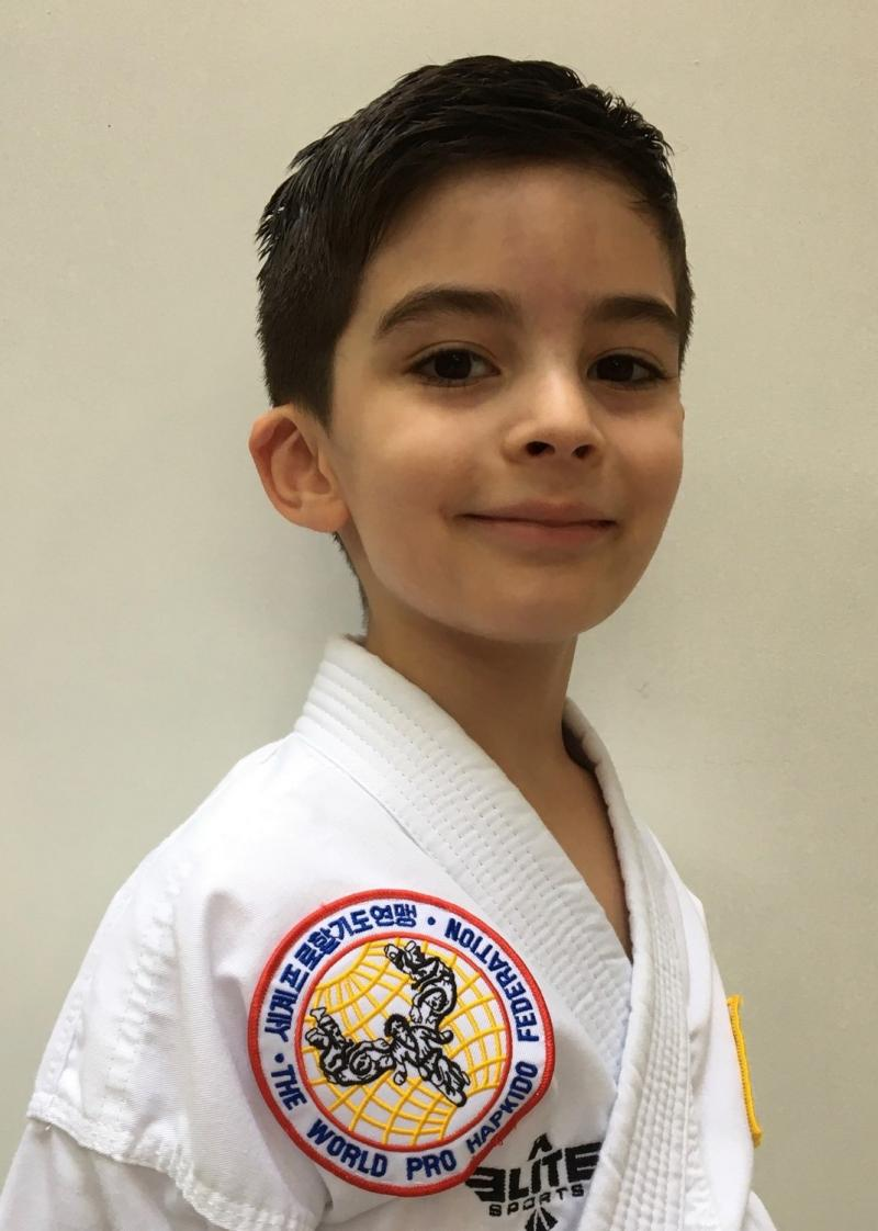 RALEIGH SIX-YEAR-OLD SPECIAL NEEDS CHILD TESTING FOR MARTIAL