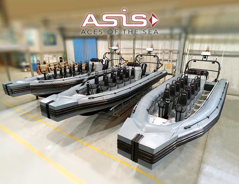 ASIS Navy RIB Boats