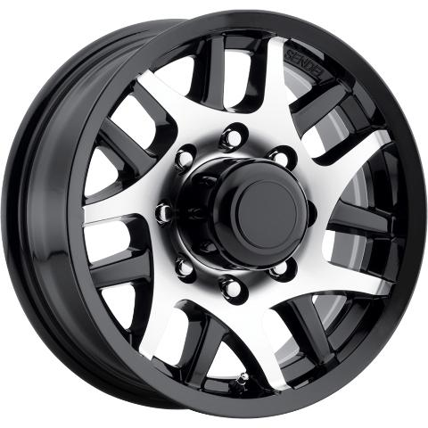 Automotive Trailer Wheel Rims