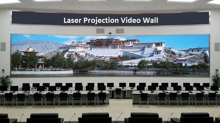 Laser Projection Video Walls Market