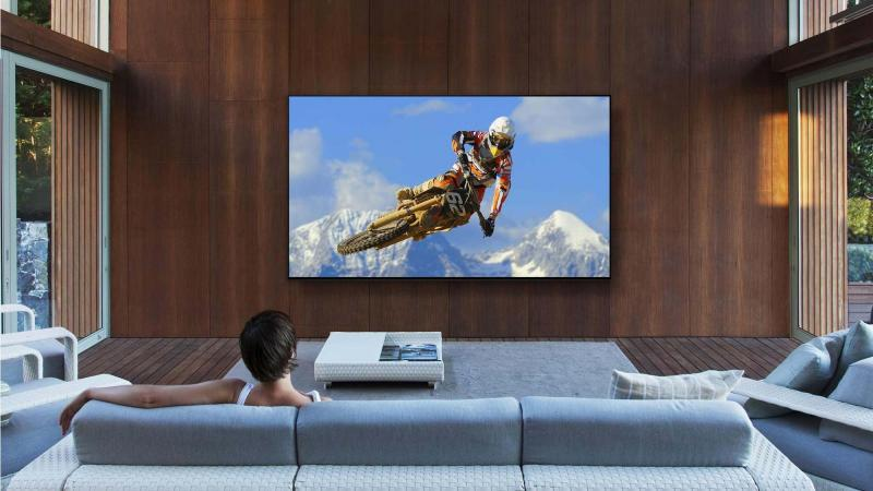 Large Screen TVs Market current and future demand 2027 | Samsung
