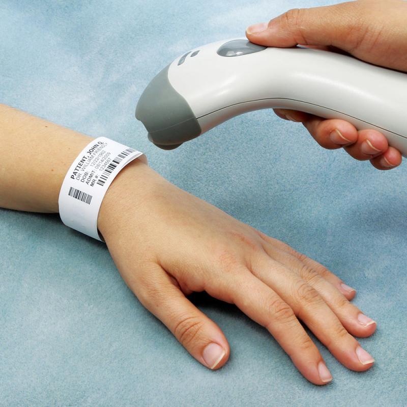 Laser Printable Wristbands market