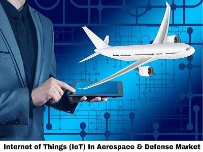 IoT in Aerospace and Defense Market