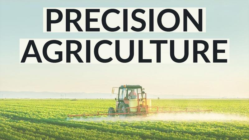 Smart Agriculture Precision Forestry