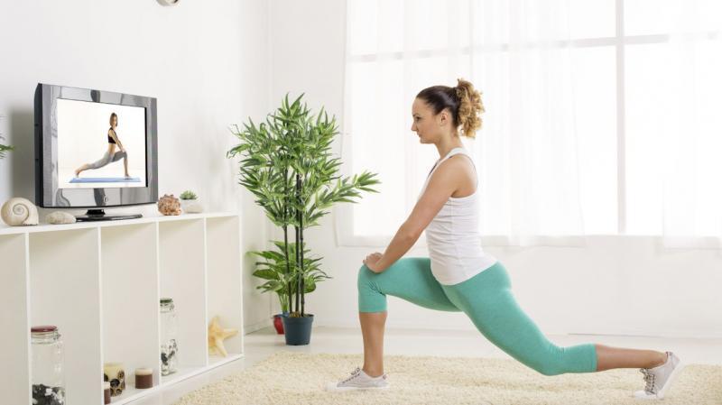 Online Fitness Platform Marke