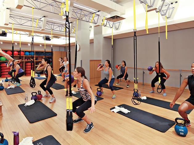 Gyms, Health and Fitness Clubs