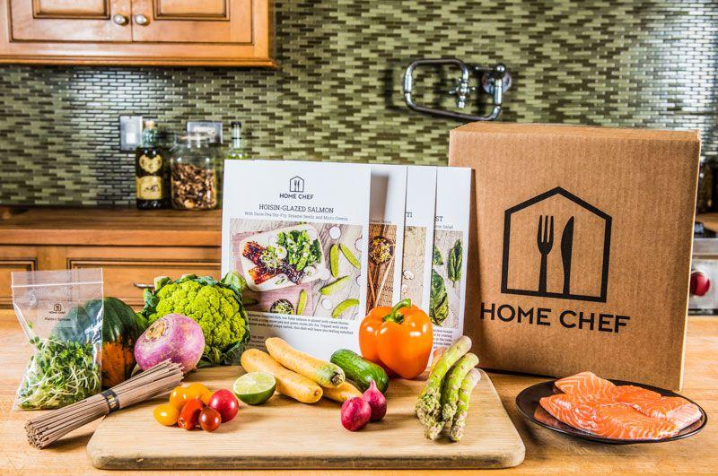 Subscription based Meal Kit Delivery Service