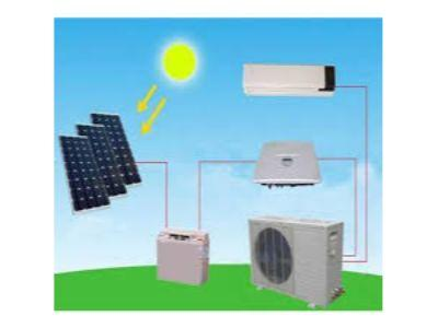 Global Solar Air Conditioner Market