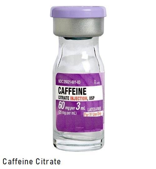 Caffeine Citrate