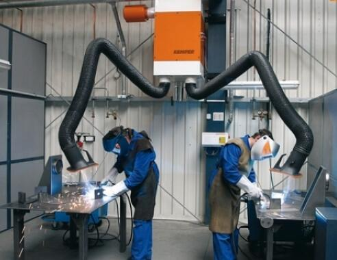 Global Welding Fume Extraction Units Market Analysis