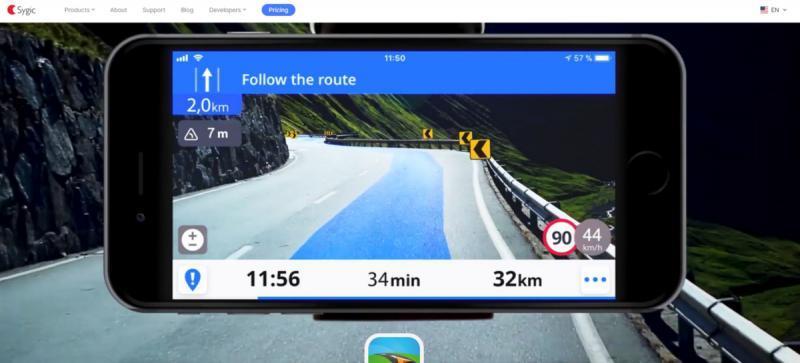 GPS Navigation Software market